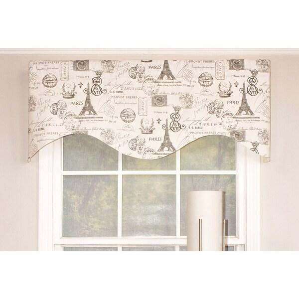 cornice window valance modern rlf home french stamp cornice window valance black shop free