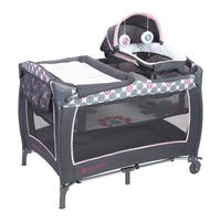 Baby Trend Lil Snooze Deluxe Nursery Center,Daisy Dots