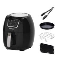 Ergo Chef USA MY AIR FRYER 5.8-Quarts Electric Air Fryer XL 1700 WATTS -Black- Includes Accessories