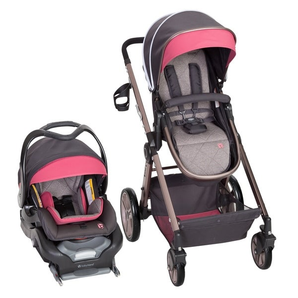 9eff9b1a8 Shop Baby Trend GO LITE Snap Fit Sprout Travel System