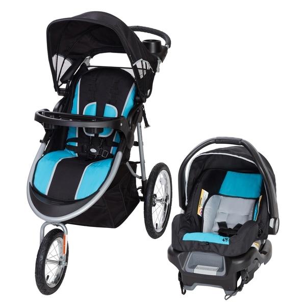 Shop Baby Trend Skyview Plus Travel System Ziggy Free