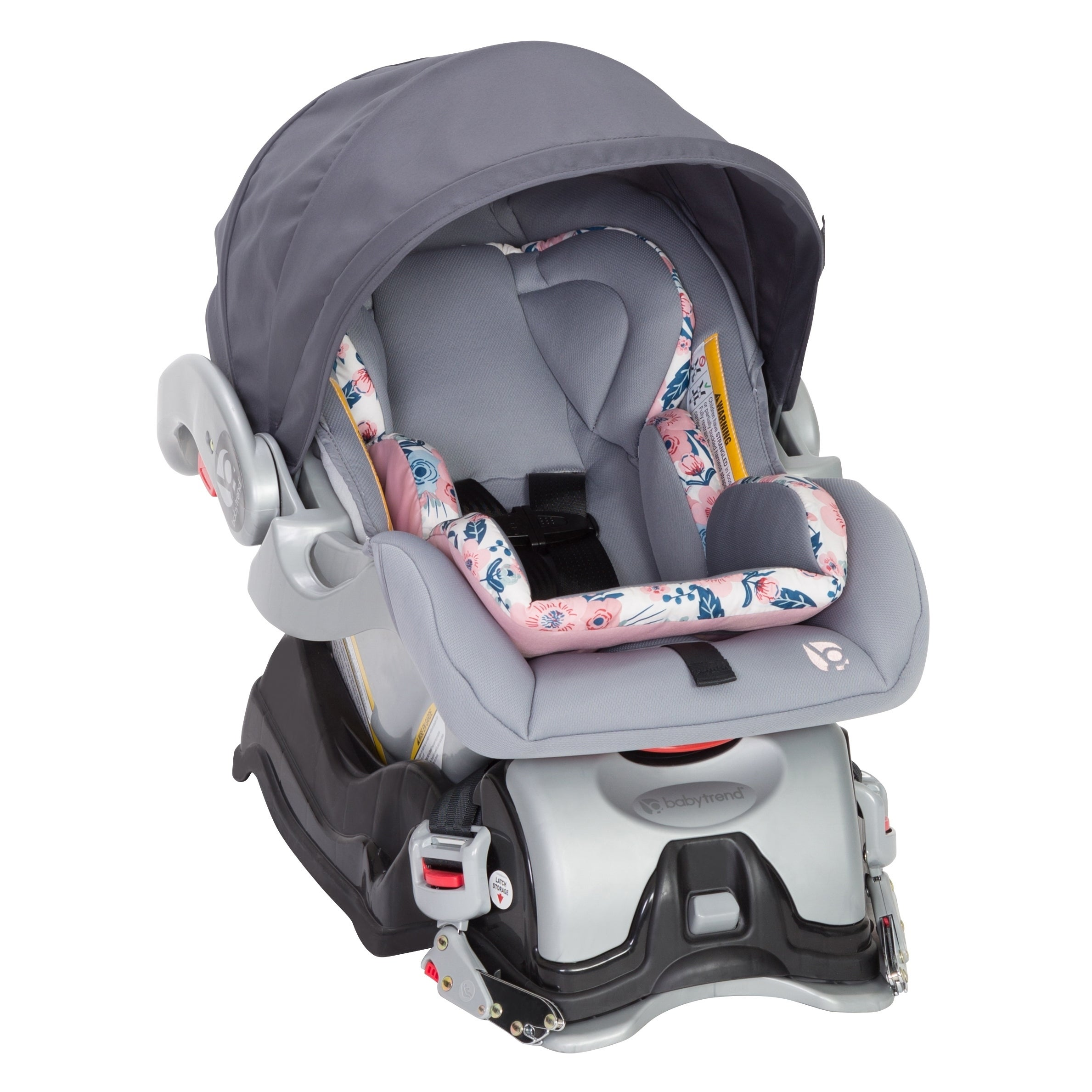 Shop Baby Trend Skyview Plus Travel System Blue Bell Overstock 23068867
