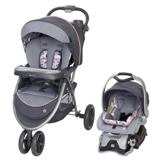 Baby Trend Skyview Plus Travel System, Blue Bell
