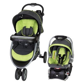 Link to Baby Trend Skyview Travel System Leap Frog Similar Items in Strollers