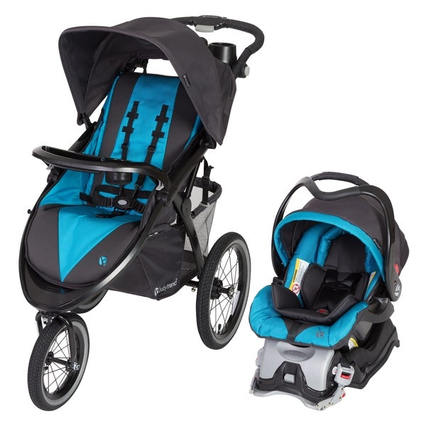 Shop Baby Trend Expedition Premiere Jogger Travel System ...