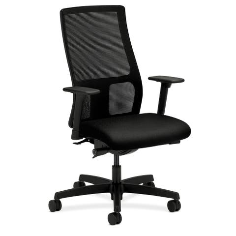 HON Ignition Series Mid-Back Work Chair - Computer Chair for Office Desk (HIWM2)