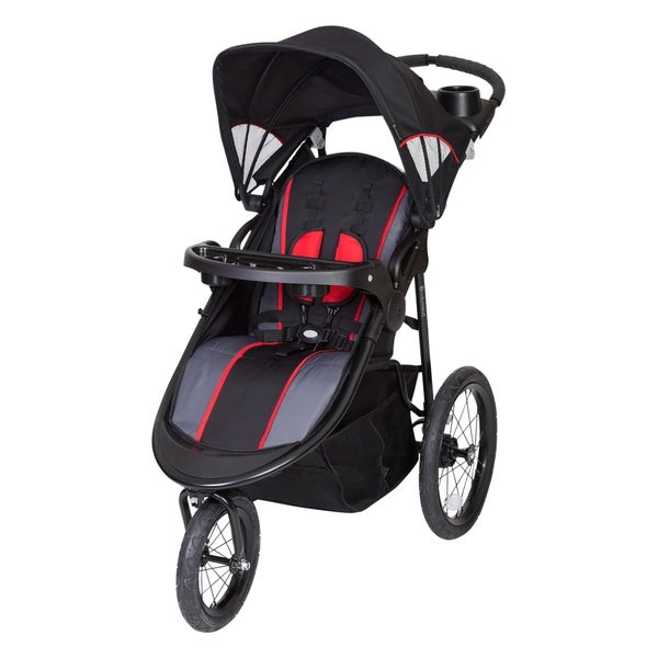 Baby Trend Pathway 35 Jogger, Optic Red. Opens flyout.