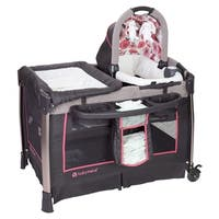 Baby Trend Go-Lite ELX Nursery Center,Rose Gold