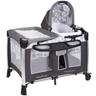 Baby Trend Go-Lite ELX Nursery Center,Drip Drop Blue