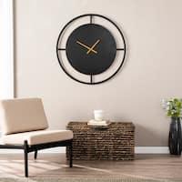 Carson Carrington Pargas Basle Decorative Wall Clock