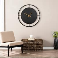 Carson Carrington Pargas Basle Decorative Wall Clock