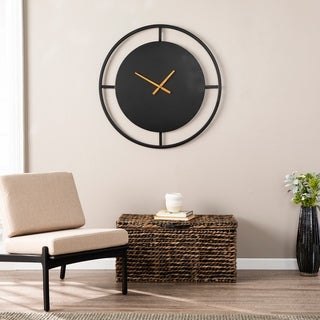 Clay Alder Home Sorlie Basle Decorative Wall Clock