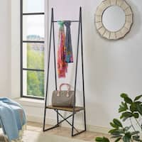 Holly & Martin Hexden Entryway Butler Rack