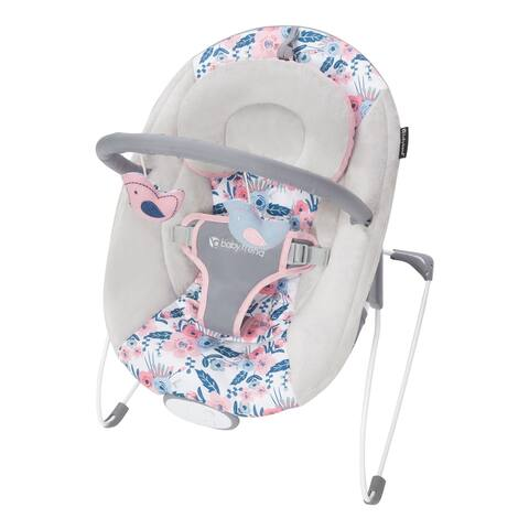 Baby Trend Trend EZ Bouncer,Bluebell