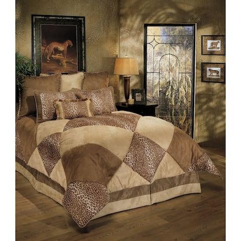 PCHF Safari Royale 4-piece Comforter Set