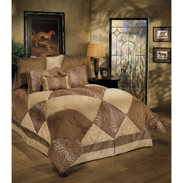 PCHF Safari Royale 4-piece Comforter Set. Opens flyout.