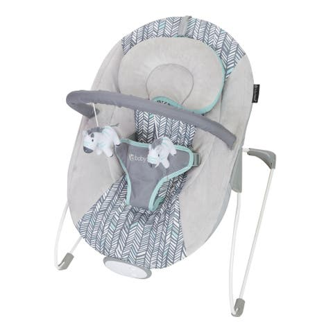 Baby Trend Trend EZ Bouncer,Ziggy