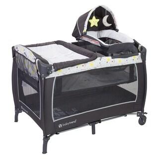 Baby Trend Lil Snooze Deluxe Nursery Center, Twinkle Twinkle Moon