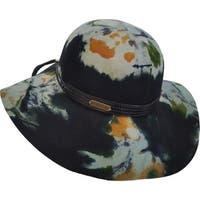 8e891f07113 Women s Floppy Wide Brim Fall-Winter Hat 100 Percent Wool Felt Spash. Sale