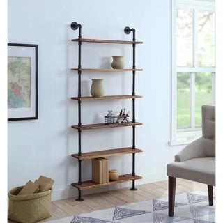Anacortes Six Shelf Piping (As Is Item)
