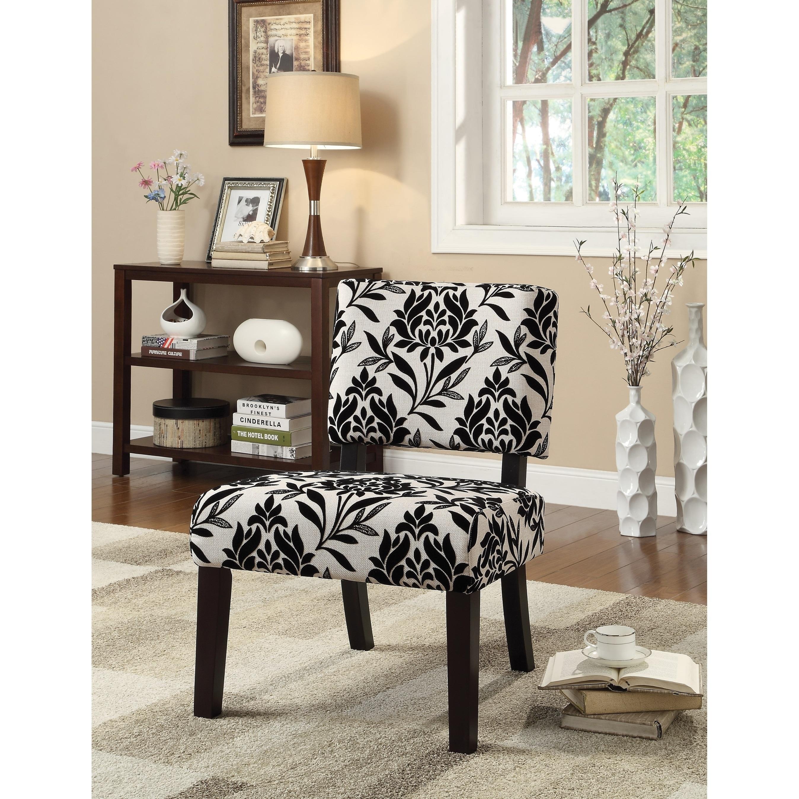 Strange Office Star Jasmine Accent Chair In Paradise Evergreenethics Interior Chair Design Evergreenethicsorg