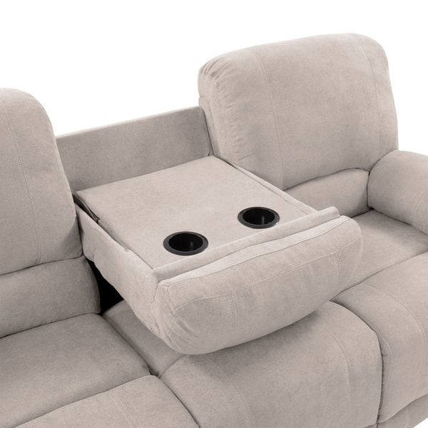 Mechanical Reclining Sofa Coffee Tables Ideas