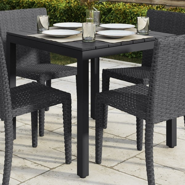 dining room furniture brisbane | Shop Brisbane Square Outdoor Dining Table - On Sale - Free ...