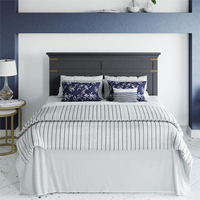 Grey Painted Headboards Online At Our Best