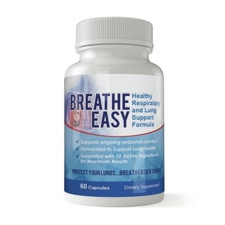 Totally Products Breathe Easy (60 capsules)