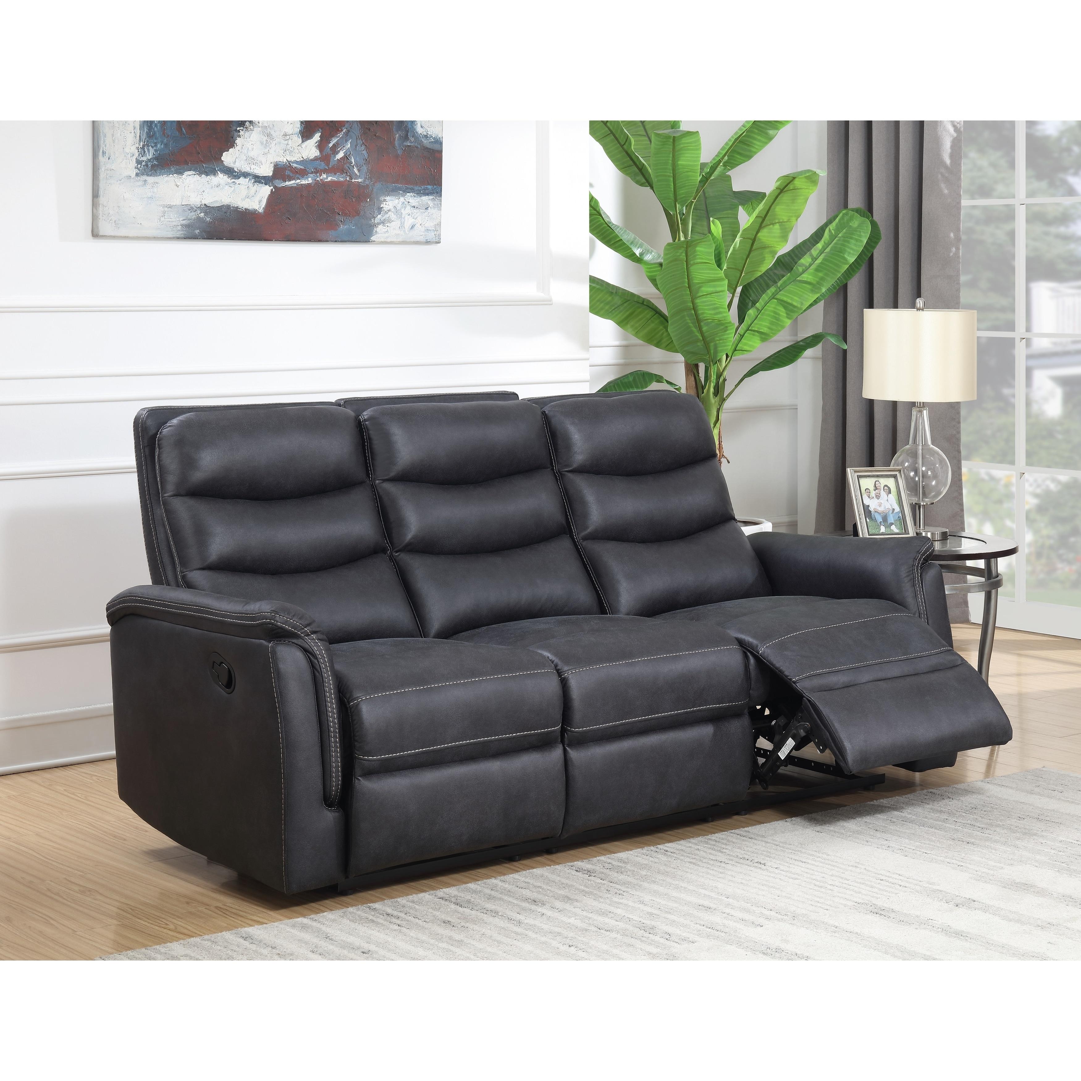 Segar Dual Reclining Sofa N A Ebay
