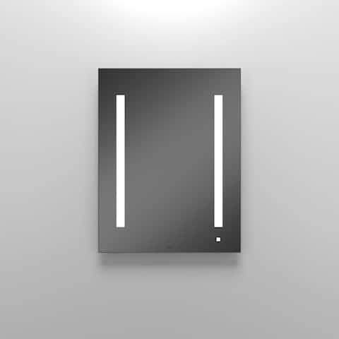 Robern AiO Lighted Wall Mirror AM2430RFP