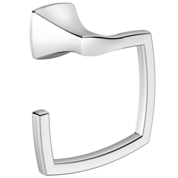 Moen Voss Towel Ring YB5186CH Chrome
