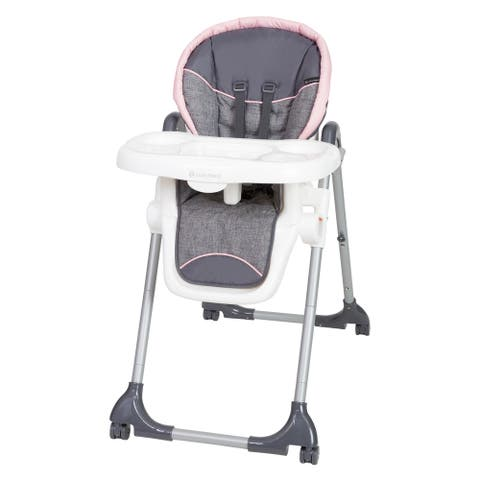 Baby Trend Dine Time 3-in 1 High Chair,Starlight Pink