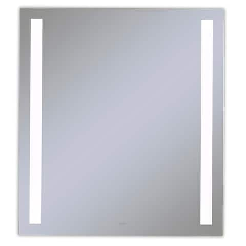 Robern Vitality Rectangular Mirror Built-In LED Lights and Defogger YM3040RCFPD4