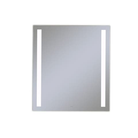 Robern Vitality Lighted Column Rectangle Mirror YM3640RCFPD4