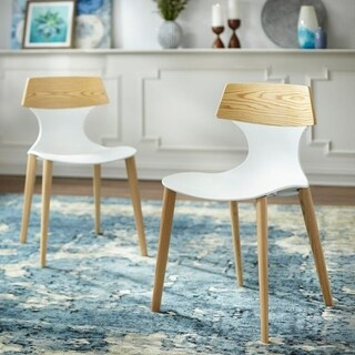 Simple Living Finland Dining Chair (Set of 2)