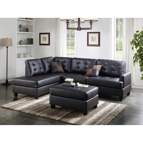 Shop Kaylee 3-Piece Sectional Sofa - Free Shipping Today ...