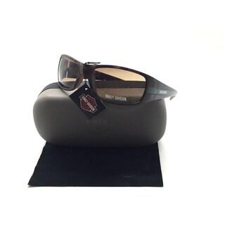 Harley-Davidson Tortoise Wrap sunglasses Green strpie HD0118 V 52E