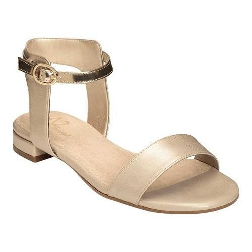 9252656bc75 Shop Women s A2 by Aerosoles Down Under Sandal Gold Combo Faux Leather - Free  Shipping Today - Overstock - 19559739