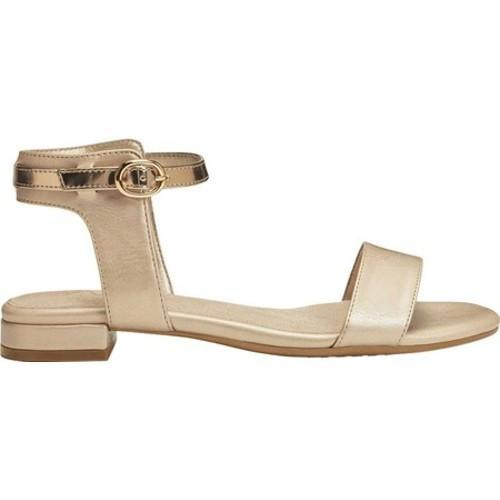 e890411888f3 ... Thumbnail Women  x27 s A2 by Aerosoles Down Under Sandal Gold Combo  Faux Leather ...