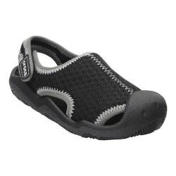 Children's Crocs Swiftwater Sandal Kids Black/White