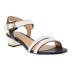 Women's Azura Kavanna Ankle Strap Sandal Navy Multi Synthetic
