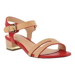 Azura Olgica Colorblock Sandal(Women's) -Light Beige Multi Synthetic Buy Cheap Price For Nice CfFXteF