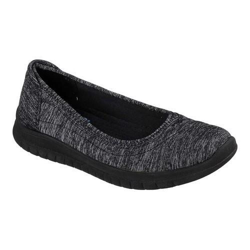 8eed345389af Shop Women s Skechers BOBS Pureflex 3 Ride Around Skimmer Black - Free  Shipping On Orders Over  45 - Overstock - 19552468