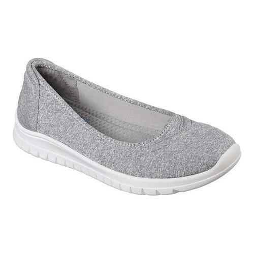 143a5ec0d5b7 Shop Women s Skechers BOBS Pureflex 3 Ride Around Skimmer Gray - Free  Shipping On Orders Over  45 - Overstock - 19552469