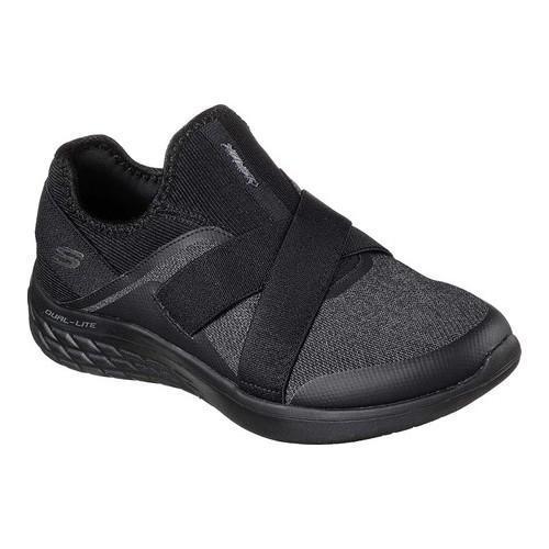 Shop Damens's Skechers Skechers Skechers Cirrus Sweet Impression Slip On Sneaker schwarz ... 5c4868
