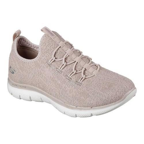 Appeal Slip On Clear 2 Women's 0 Skechers Sneaker Shop Cut Flex AxSH4Hq