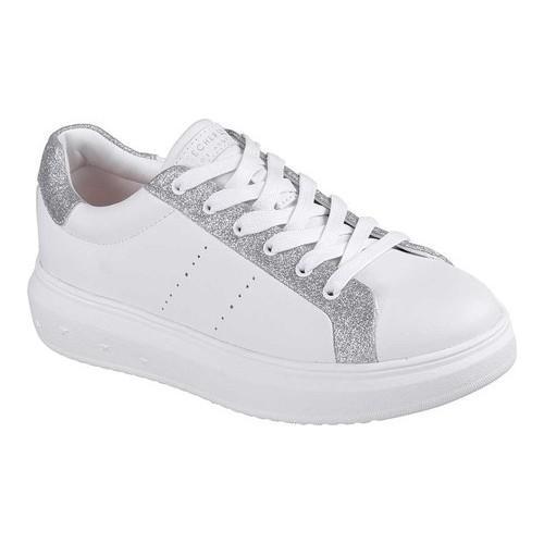 Street Glitter Highway Sneaker White
