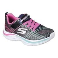 Girls' Skechers Double Dreams Sneaker Navy/Multi