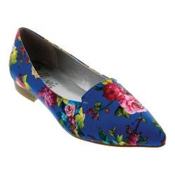 Women's Bellini Flora Flat Blue Floral (More options available)